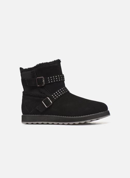 Boots en enkellaarsjes Skechers Keepsakes 2.0 Stud Queen Zwart achterkant
