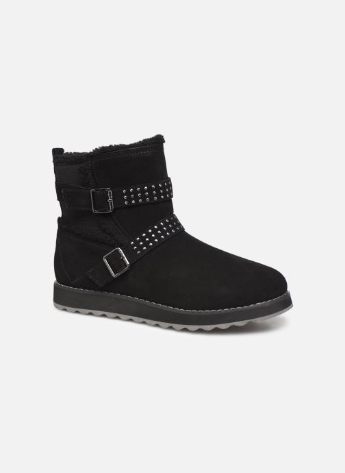 Bottines et boots Skechers Keepsakes 2.0 Stud Queen Noir vue détail/paire