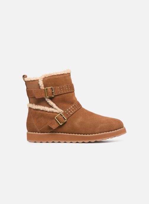 Boots en enkellaarsjes Skechers Keepsakes 2.0 Stud Queen Bruin achterkant