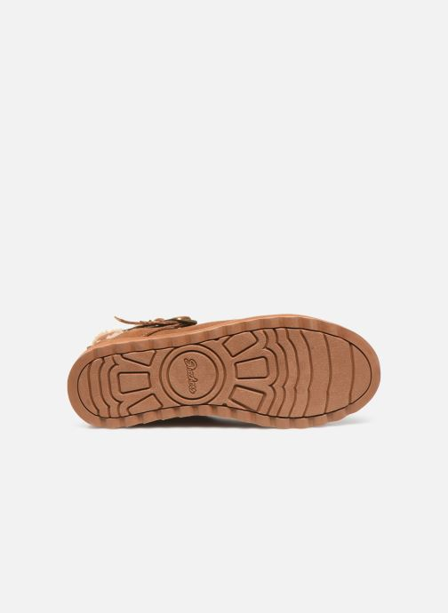 Ankle boots Skechers Keepsakes 2.0 Stud Queen Brown view from above