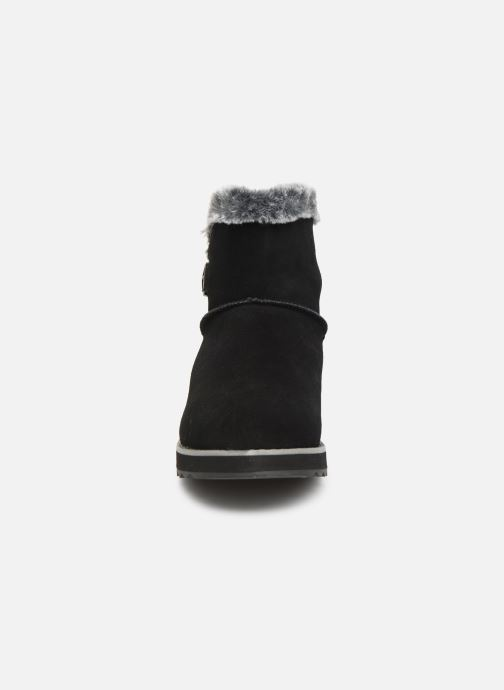 Bottines et boots Skechers Keepsakes 2.0 Broken Arrow Noir vue portées chaussures