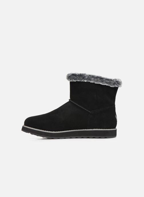 Bottines et boots Skechers Keepsakes 2.0 Broken Arrow Noir vue face