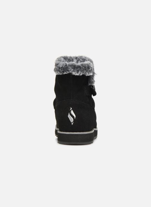 Bottines et boots Skechers Keepsakes 2.0 Broken Arrow Noir vue droite