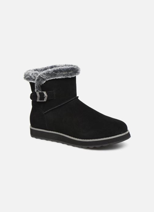 Bottines et boots Skechers Keepsakes 2.0 Broken Arrow Noir vue détail/paire
