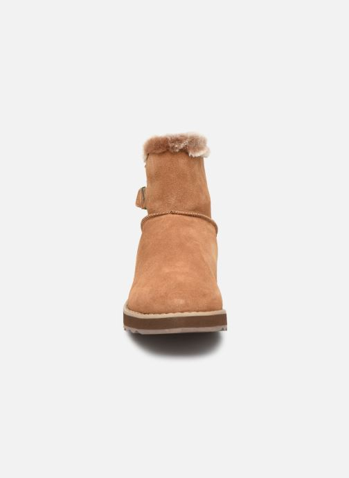 Bottines et boots Skechers Keepsakes 2.0 Broken Arrow Marron vue portées chaussures
