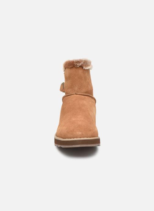 Ankelstøvler Skechers Keepsakes 2.0 Broken Arrow Brun se skoene på