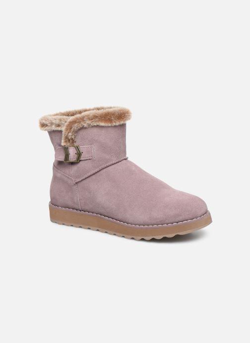 Bottines et boots Skechers Keepsakes 2.0 Broken Arrow Rose vue détail/paire
