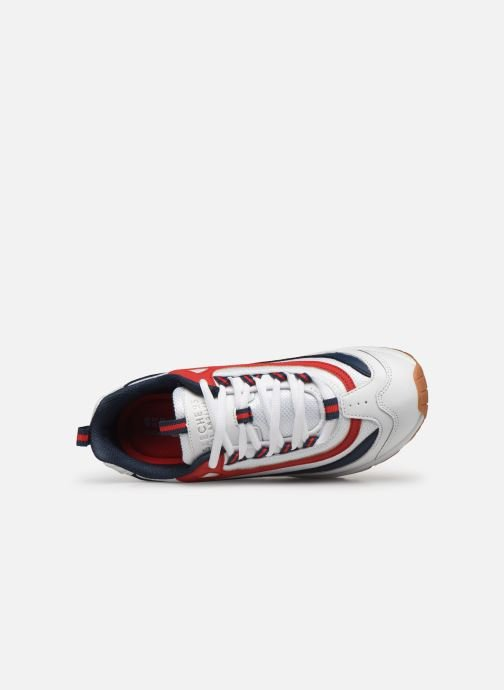 Trainers Skechers Uno Circle Street White view from the left