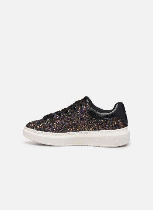 Sneakers Skechers High Street Glitter Rockers Multicolore immagine frontale