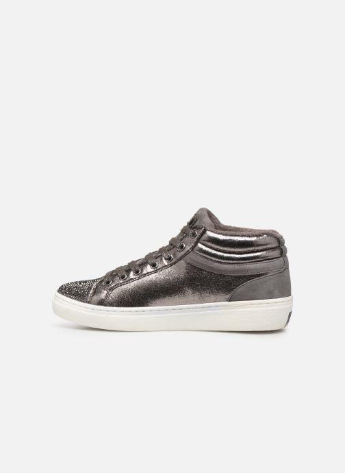 Sneaker Skechers Goldie Starling silber ansicht von vorne