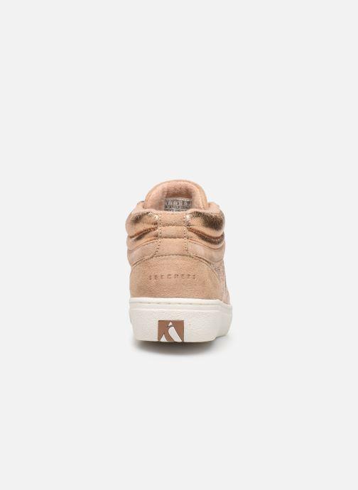 Sneakers Skechers Goldie Starling Oro e bronzo immagine destra