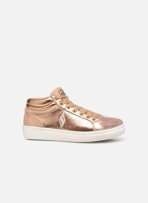 Baskets Skechers Goldie Starling Or et bronze vue derrière