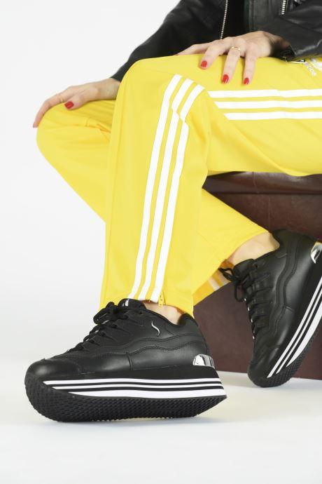 Sneakers Skechers Highrise High-Engery Zwart onder