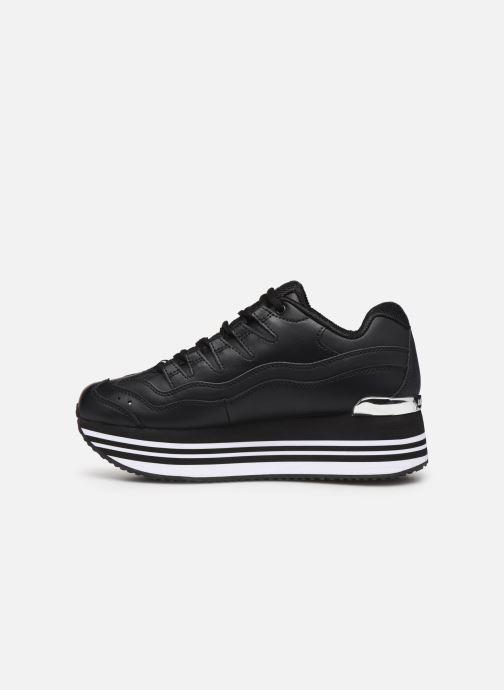 Sneakers Skechers Highrise High-Engery Zwart voorkant