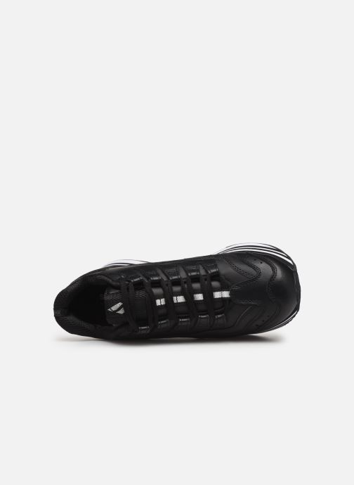 Baskets Skechers Highrise High-Engery Noir vue gauche