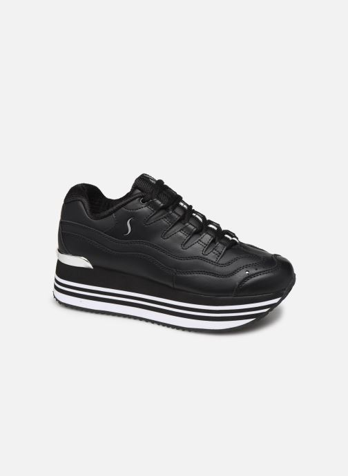 Trainers Skechers Highrise High-Engery Black detailed view/ Pair view