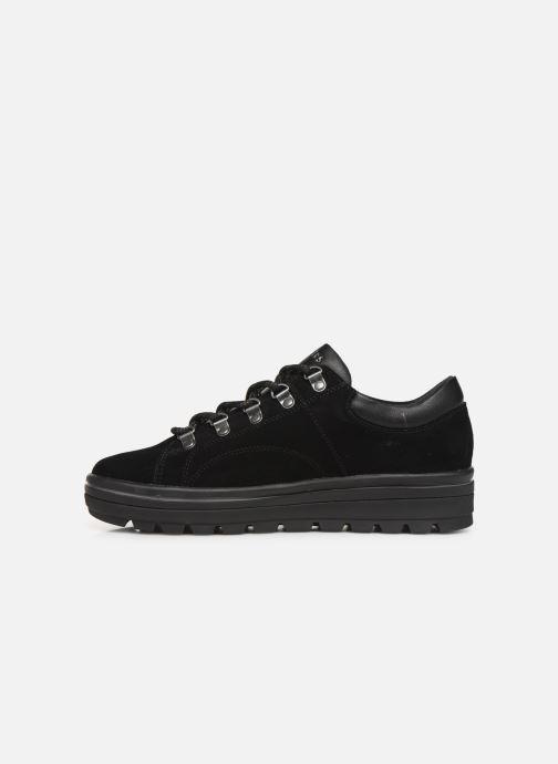 Sneakers Skechers Street Cleats 2 Sort se forfra