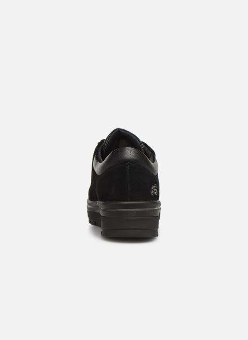 Baskets Skechers Street Cleats 2 Noir vue droite