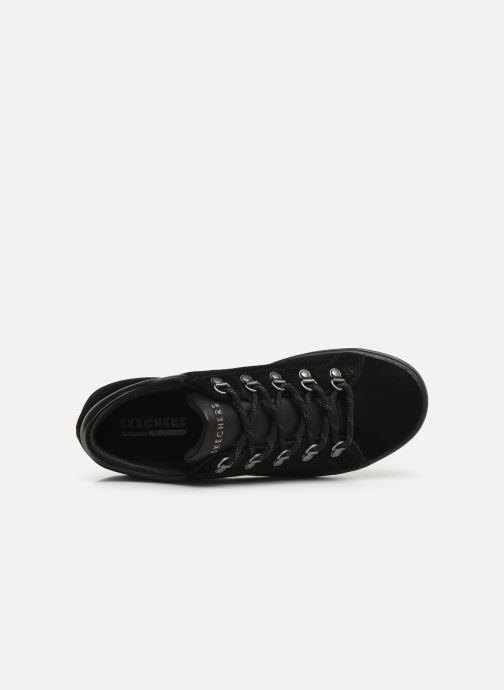 Sneakers Skechers Street Cleats 2 Sort se fra venstre