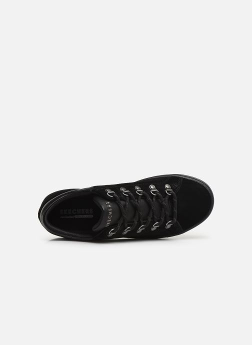 Baskets Skechers Street Cleats 2 Noir vue gauche
