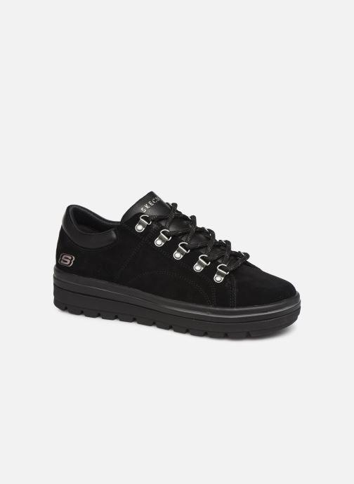 Sneakers Skechers Street Cleats 2 Sort detaljeret billede af skoene