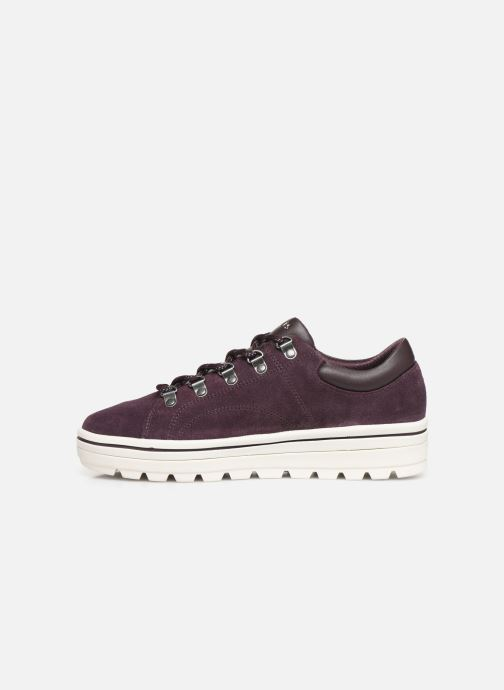Baskets Skechers Street Cleats 2 Violet vue face
