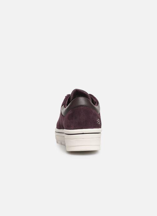 Baskets Skechers Street Cleats 2 Violet vue droite