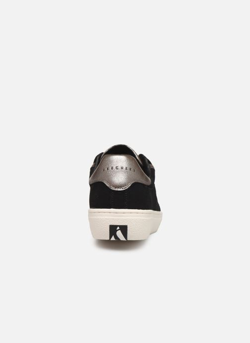 Sneakers Skechers Goldie Pop Shine Zwart rechts