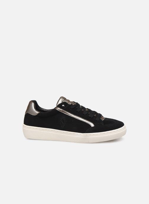 Sneakers Skechers Goldie Pop Shine Zwart achterkant