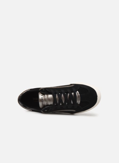 Sneakers Skechers Goldie Pop Shine Nero immagine sinistra