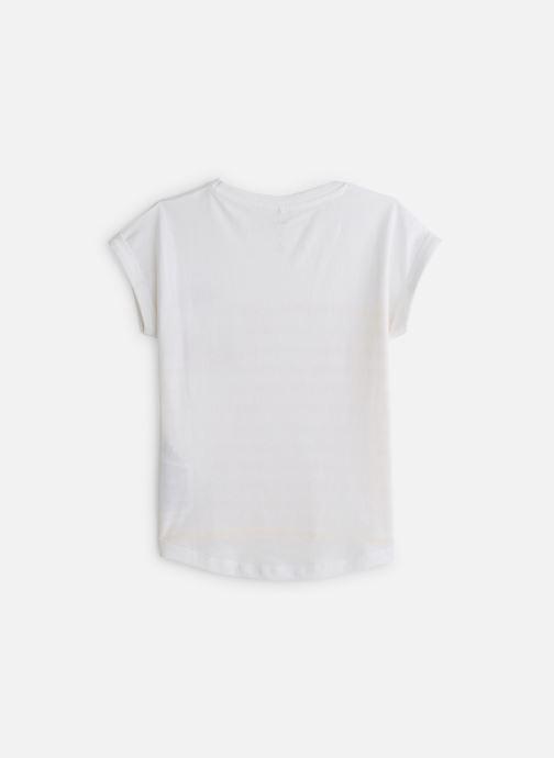 Vêtements Name it T-Shirt Nkfjpinapple Capsl Top Blanc vue bas / vue portée sac