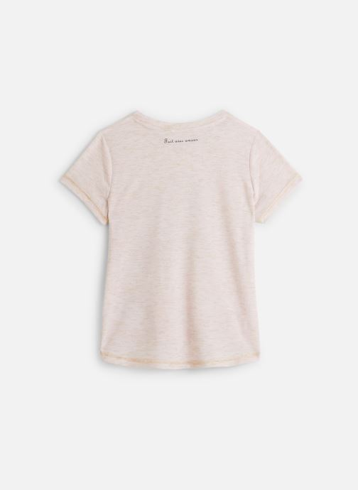 Vêtements Name it T-Shirt Nkfkasigga Ss Top Rose vue bas / vue portée sac