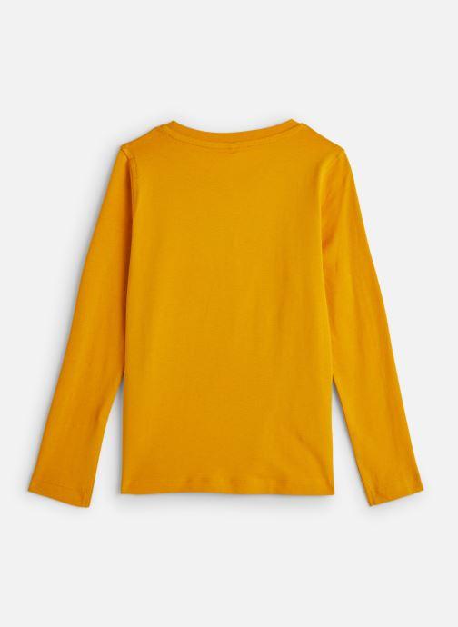 Kleding Name it T-Shirt Nkfkalissa Ls Top Geel onder