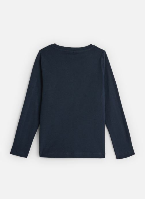 Vêtements Name it T-Shirt Nkfkalissa Ls Top Bleu vue bas / vue portée sac