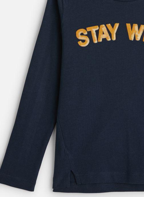 Kleding Name it T-Shirt Nkfkalissa Ls Top Blauw model