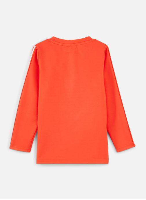 Kleding Name it T-Shirt Nkflornelia Ls Top Rood onder