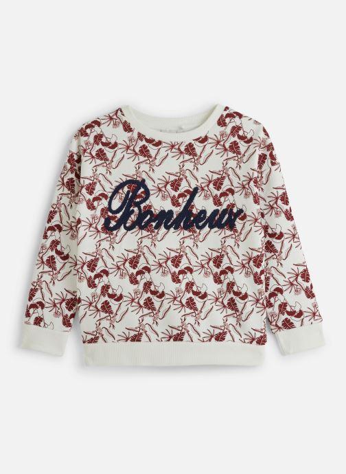 Kleding Name it Sweatshirt Nkfnomina Ls Sweat Bru Rood detail