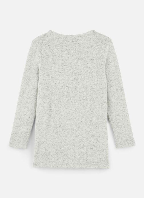 Vêtements Name it Gilet Nkfvicta Ls Knit Card Gris vue bas / vue portée sac