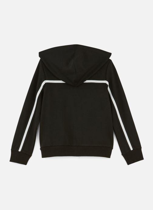 Kleding Name it Sweatshirt Nkflornelia Ls Card Wh Zwart onder