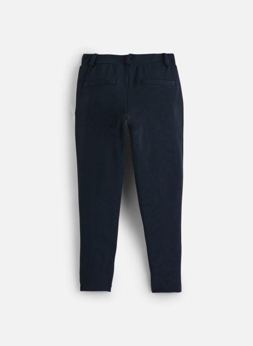 Vêtements Name it Pantalon Casual Nkfnansy Ida Pant W. Tape Normal Bleu vue bas / vue portée sac