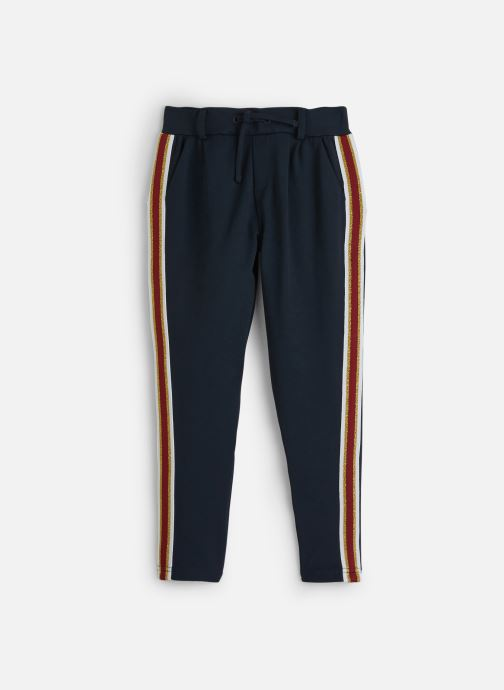 Vêtements Name it Pantalon Casual Nkfnansy Ida Pant W. Tape Normal Bleu vue détail/paire