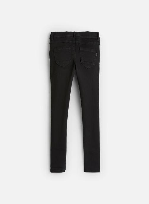 Kleding Name it Pantalon Slim Nkfpolly Dnmcarlia Pant Camp J Zwart onder