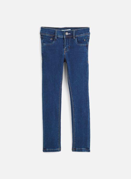 Vêtements Name it Jean Slim Nkfpolly Dnmcarlia Pant Camp J Bleu vue détail/paire