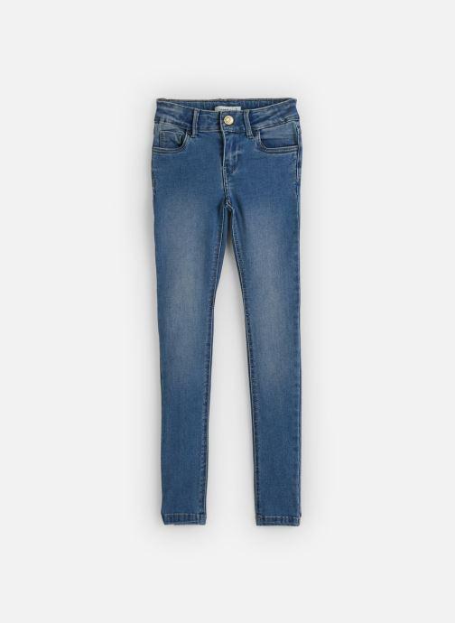 Vêtements Name it Jean Slim Nkfpolly Dnmtonjas 2230 Pant Bleu vue détail/paire
