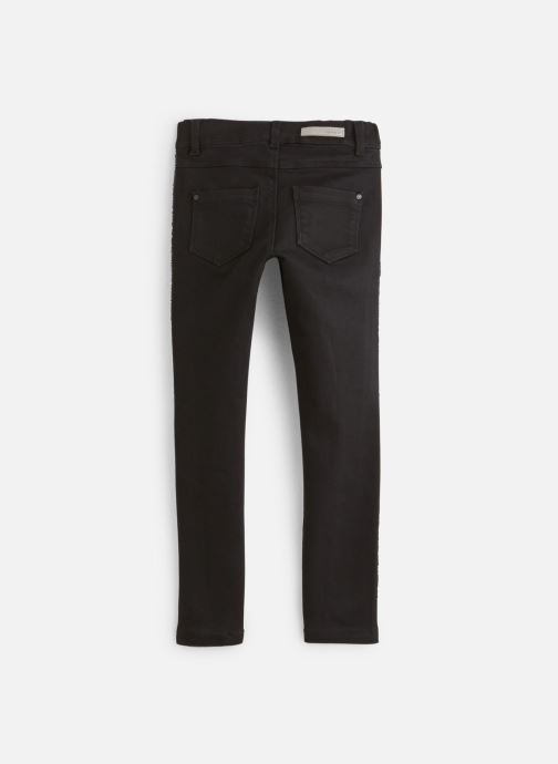 Vêtements Name it Jean Slim Nkfpolly Twitinna Pant Bk Noir vue bas / vue portée sac
