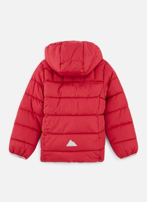 Vêtements Name it Doudoune Nkfmus Puffer Jacket Camp Rouge vue bas / vue portée sac