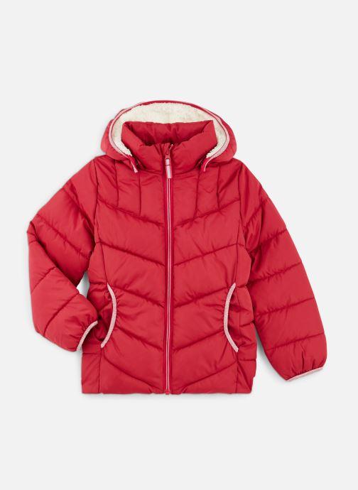Vêtements Name it Doudoune Nkfmus Puffer Jacket Camp Rouge vue détail/paire