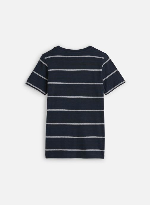 Kleding Name it T-Shirt Nkmknut Ss Top Box Blauw onder