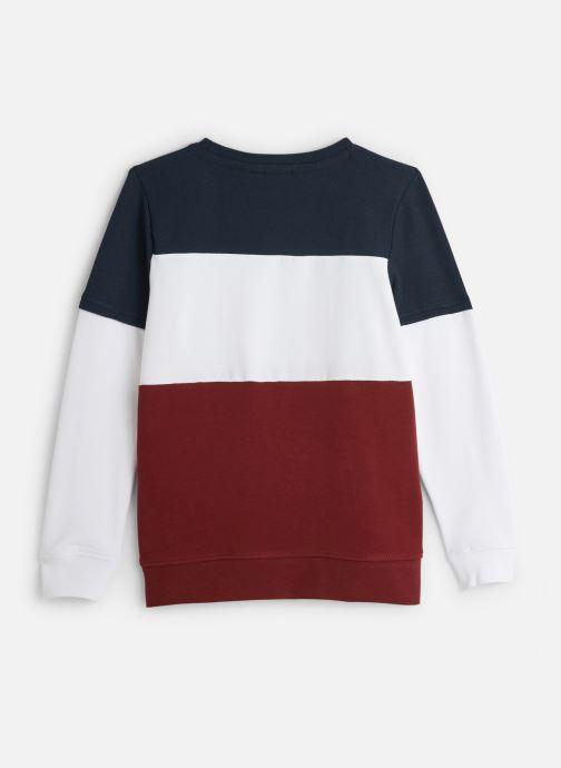 Vêtements Name it Sweatshirt Nkmlomar Ls Sweat Box Bru Rouge vue bas / vue portée sac