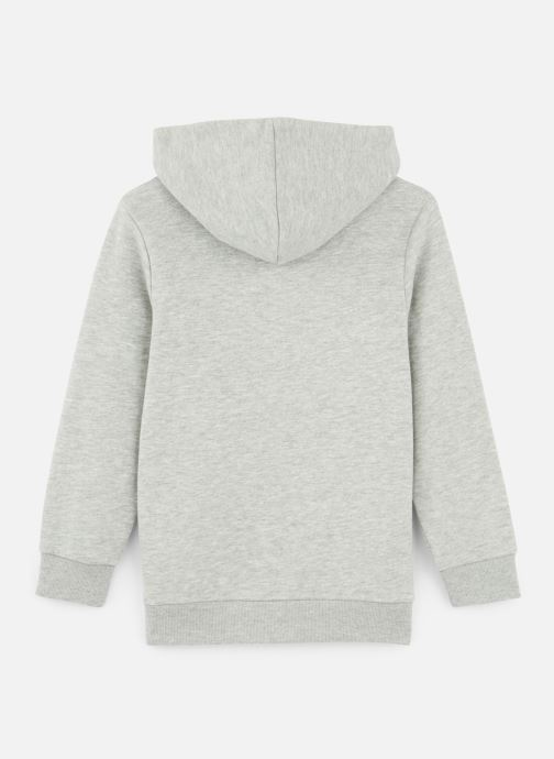 Tøj Name it Sweatshirt Hoodie Nkmopilo Ls Sweat Wh Bru Grå se forneden